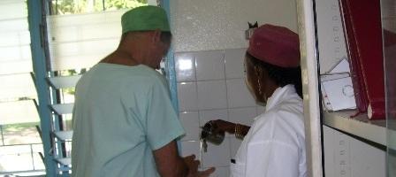 Mission chirurgicale ophtalmologique aux Comores